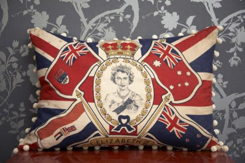 1950's Coronation Flag