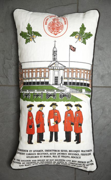 Chelsea Pensioner Cushion
