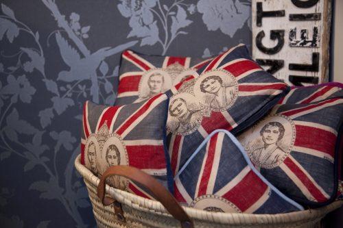 Coronation Cushions