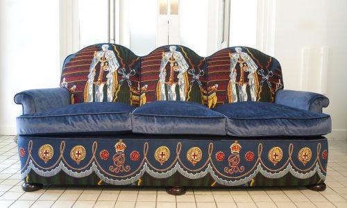 Coronation Sofa HD