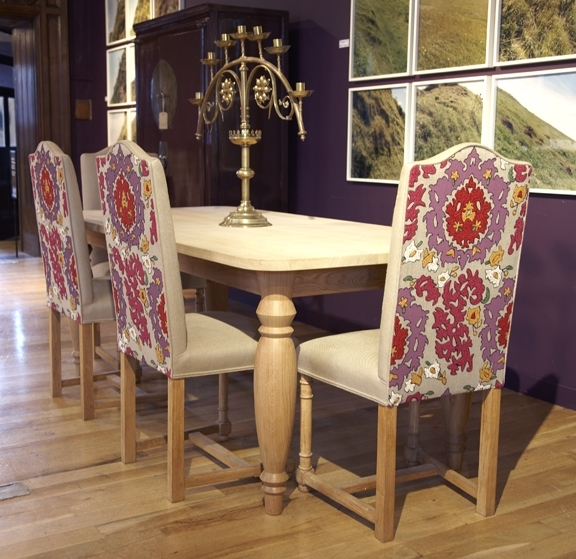 Set of 1930's Dining Chairs