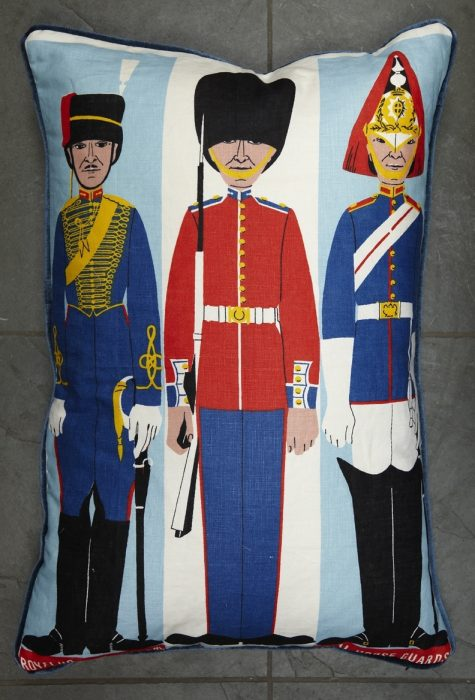 Soldier Cushion