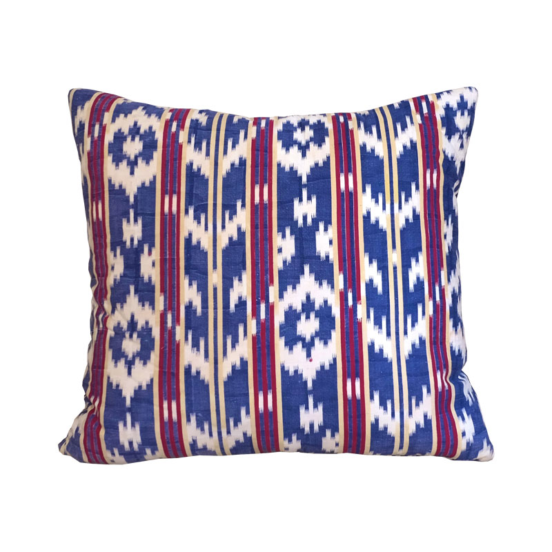 Russian Ikat Cushion